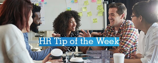 Visit Our HR Tip of the Week Blog
